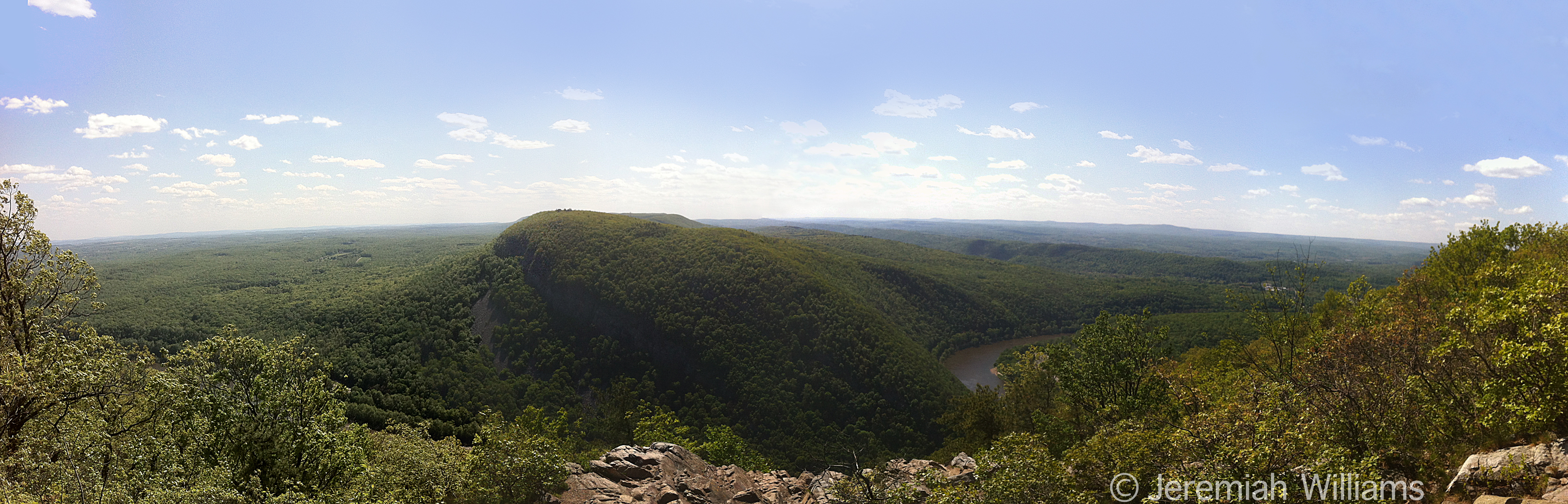 Mt Tammany Summit