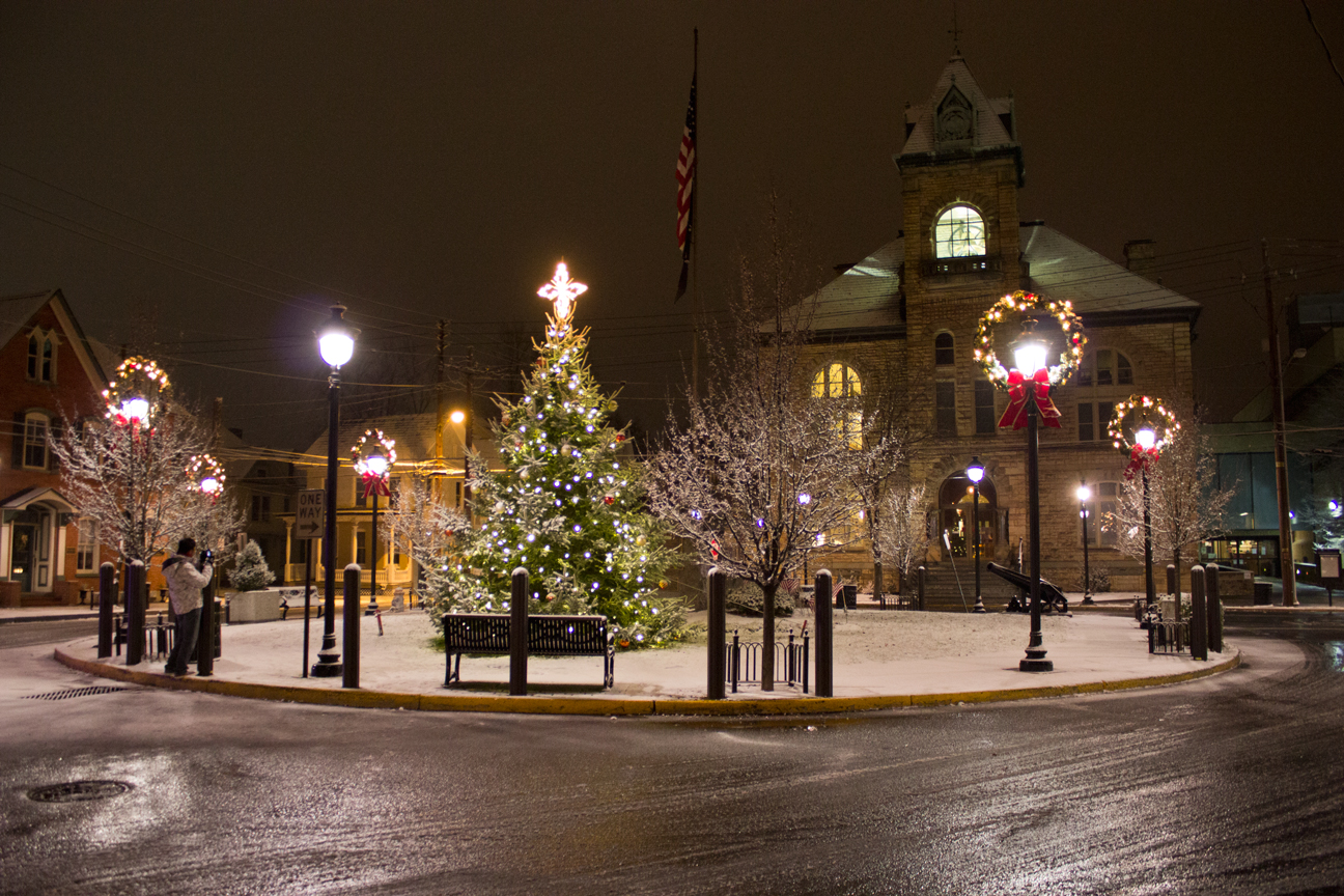 Christmas Tree Jeremiah