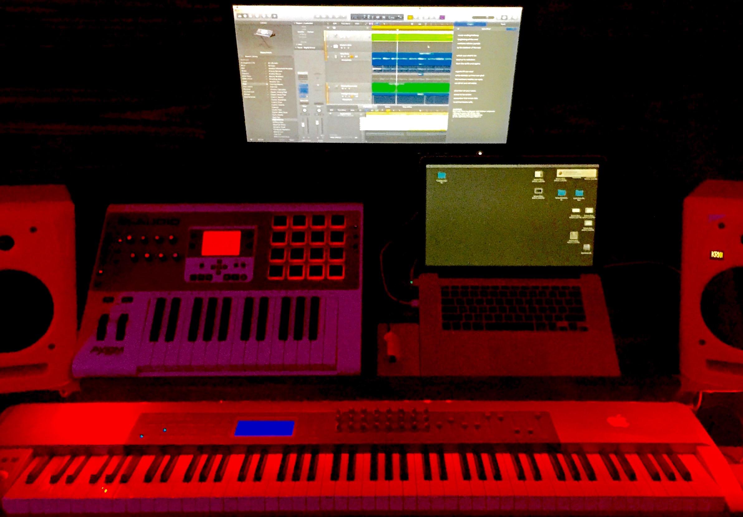 Pinetop Recording Studio in the Poconos
